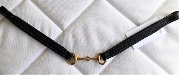 Stirnband mit goldener Trense - Gr. WB