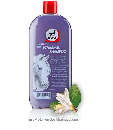 Leovet Milton-Weiss Schimmel Shampoo - 500 ml