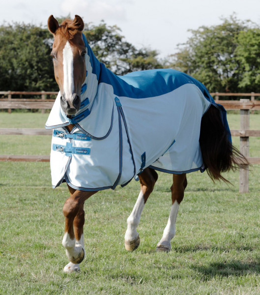 Premier Equine Stay-Dry Mesh Fliegendecke