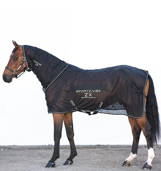 Sportz-Vibe ZX Horse Rug – Kabellose Massagedecke