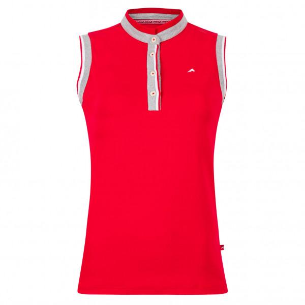 euro-star Damen Shirt Jaqueline ohne Ärmel - strawberry