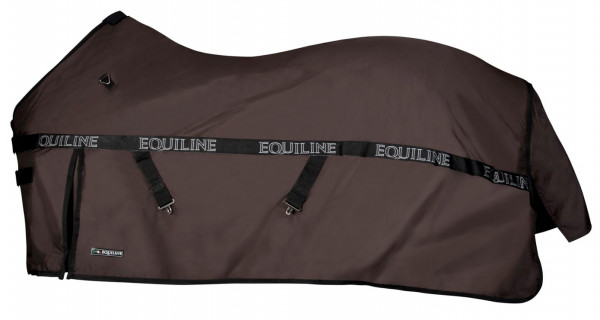 Equiline Paddockdecke Clint 400 gramm - braun