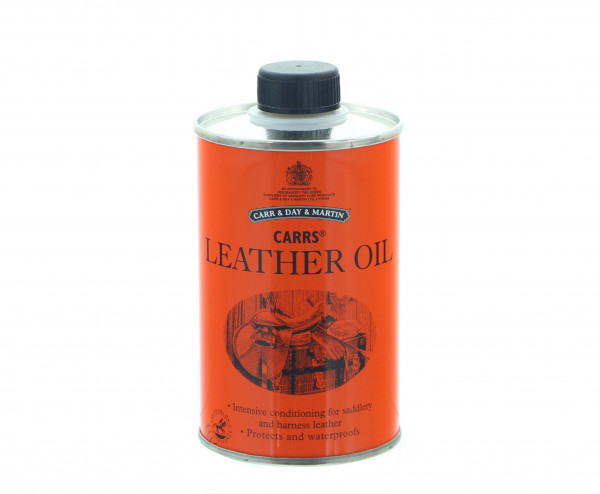 Carrs Leather Oil 500ml