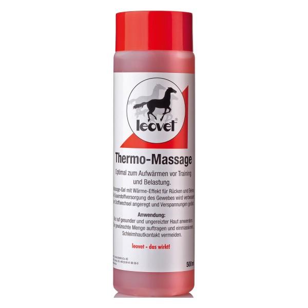 Leovet Thermo-Massage - 500ml