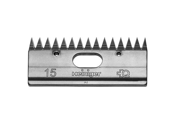 Heiniger Schermesser Set - 31F / 15 - Schur 1-2mm