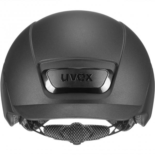 Uvex Reithelm elexxion - schwarz Matt