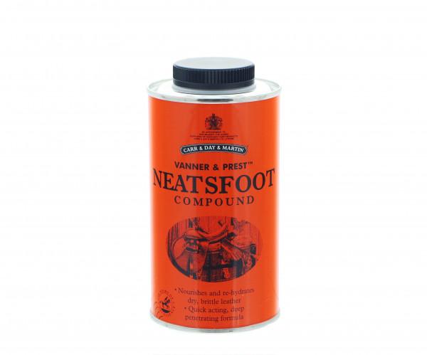 Neatsfoot Compound Lederöl (Klauenöl) 500ml