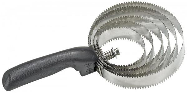 Striegel Feder - 4 Ringe