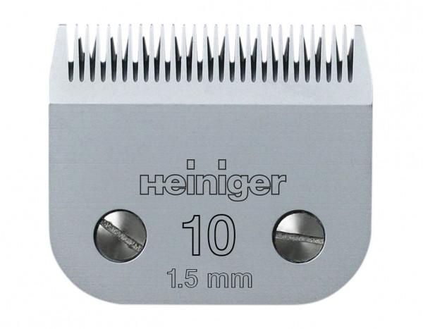 Heiniger Schermesser Saphir - Grosse 10 /1.5 mm