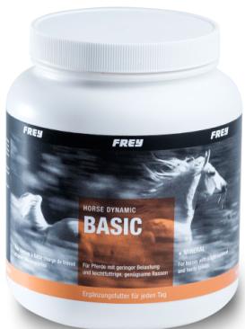 Frey Horse Dynamic BASIC + MINERAL