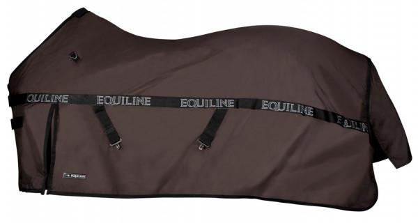 Equiline Stalldecke 400 gramm - braun