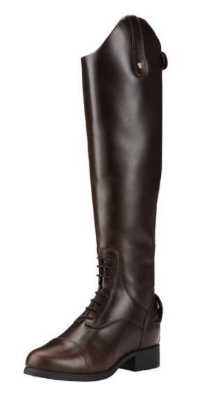 Ariat Thermoreitstiefel Bromont Tall H2O Insulated - braun