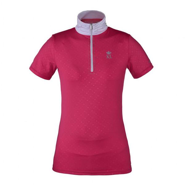 Kingsland Turniershirt Casella Pink