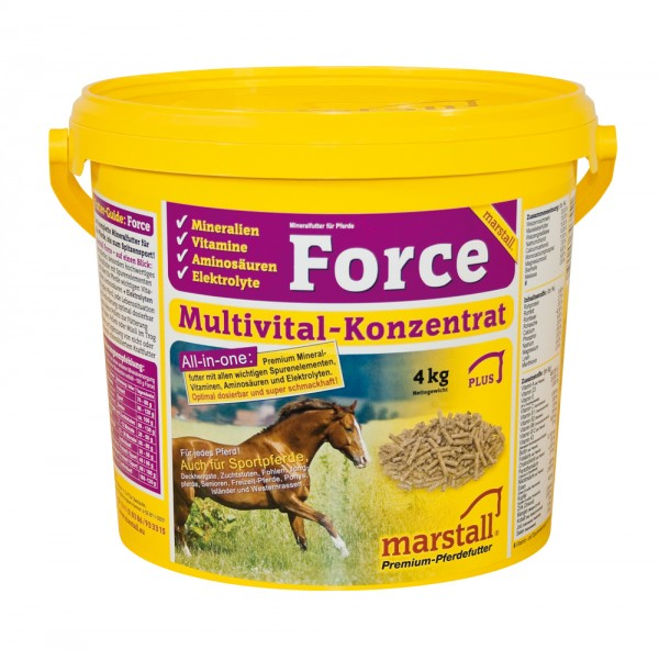 Marstall FORCE MULTIVITAL-KONZENTRAT