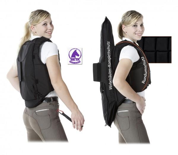 EquiAirbag® Protektor mit Eco Flexi Weste