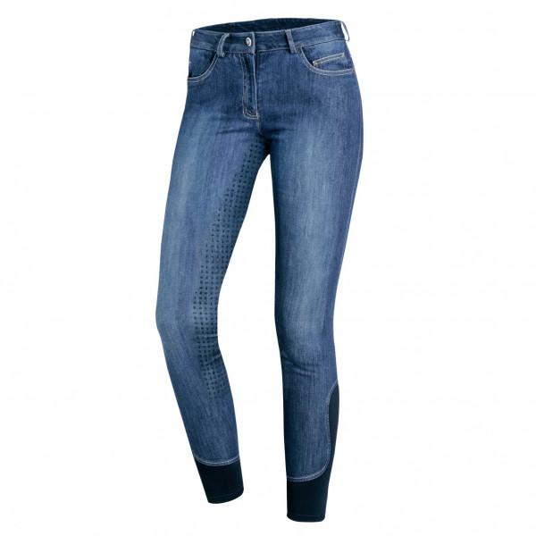 Schockemöhle Sports Damen Reithose Delphi Jeans FS