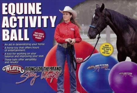 Stacy Westfall Pferde-Spielball