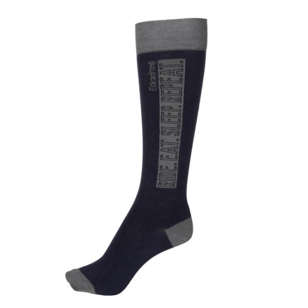 Eskadron Socken Women- navy grey